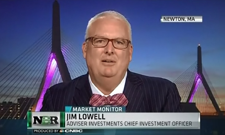 Jim Lowell, CIO, Advisor Investments